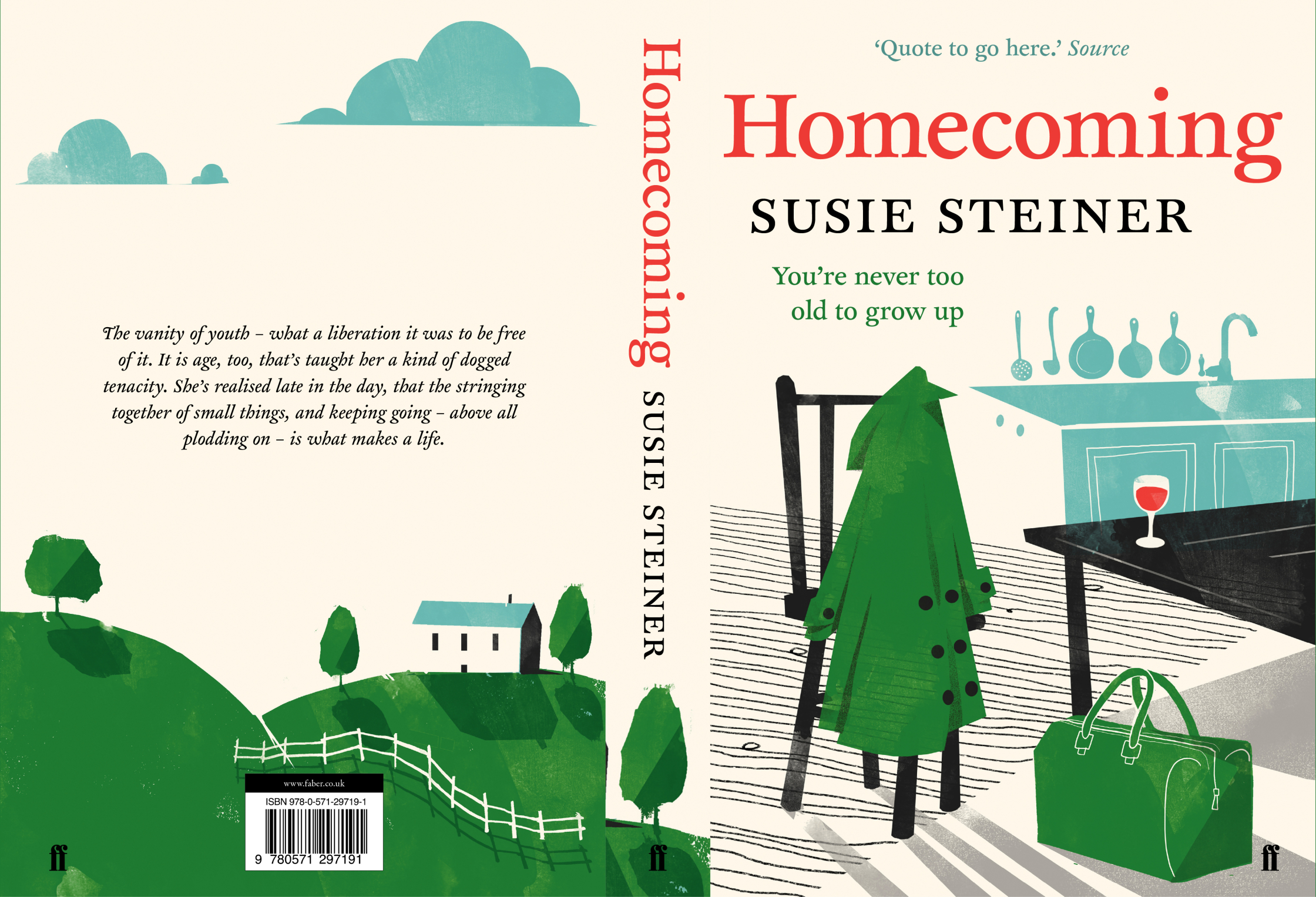 Susie Steiner - Homecoming Book Cover