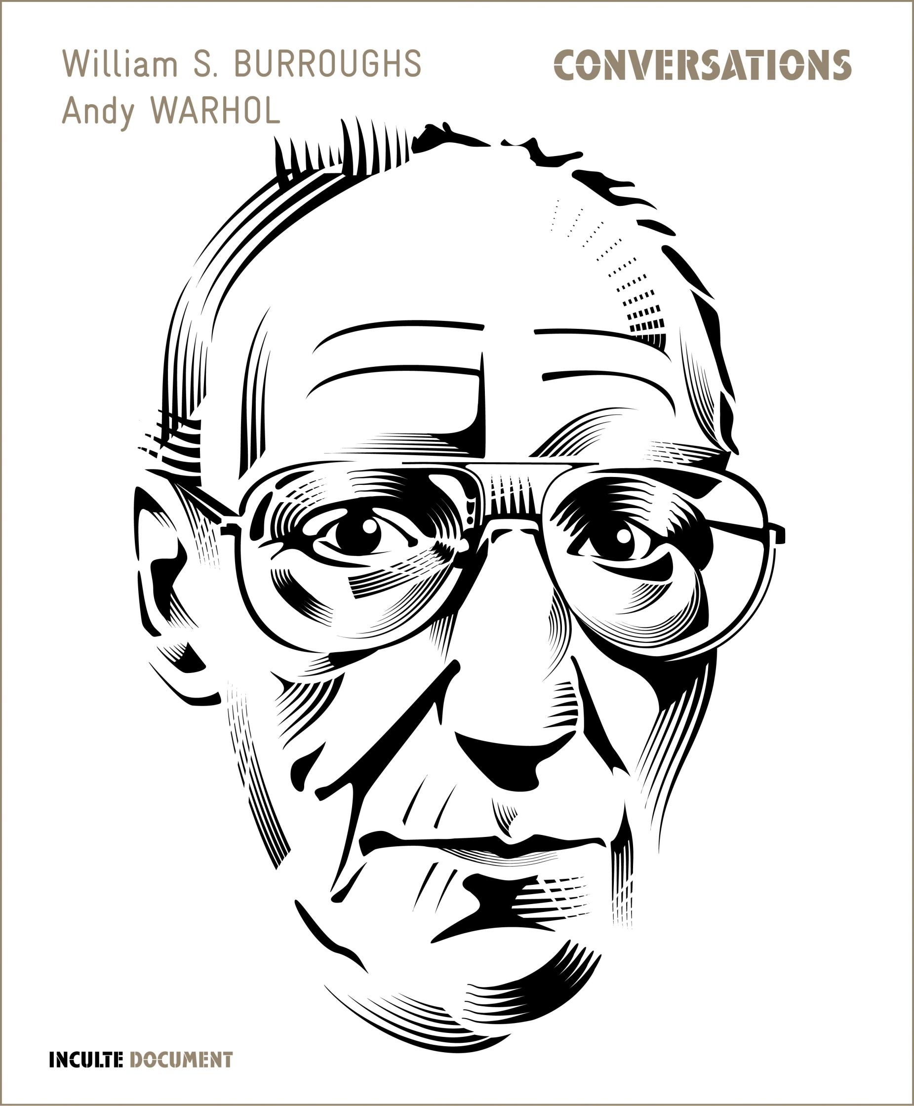 Burroughs + Warhol Conversations