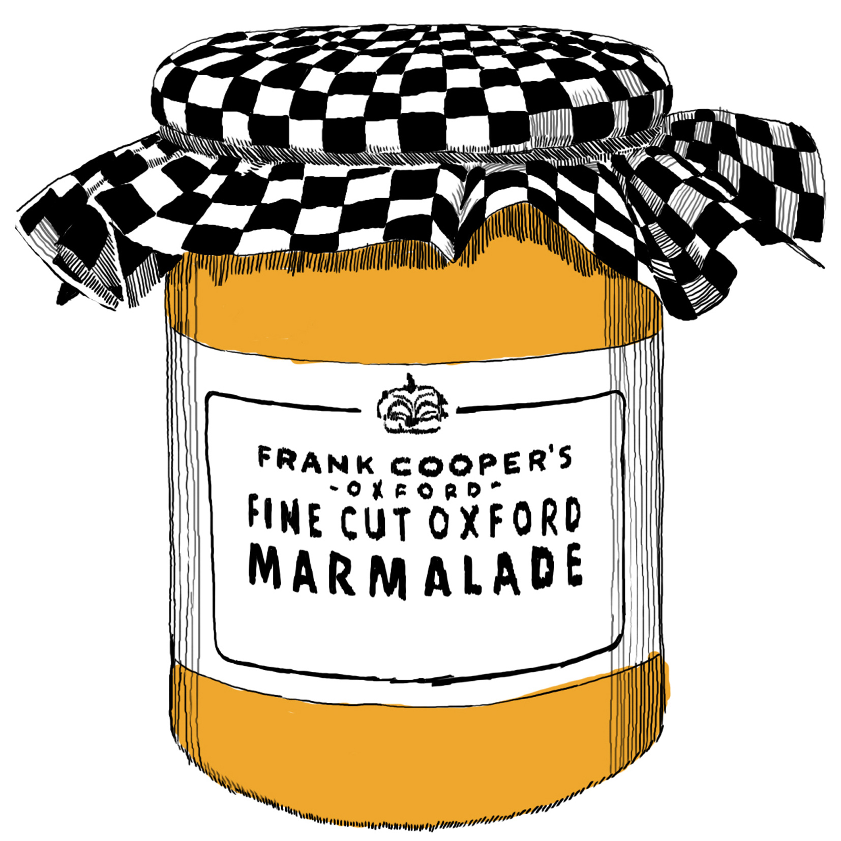 Fine Cut Oxford Marmalade