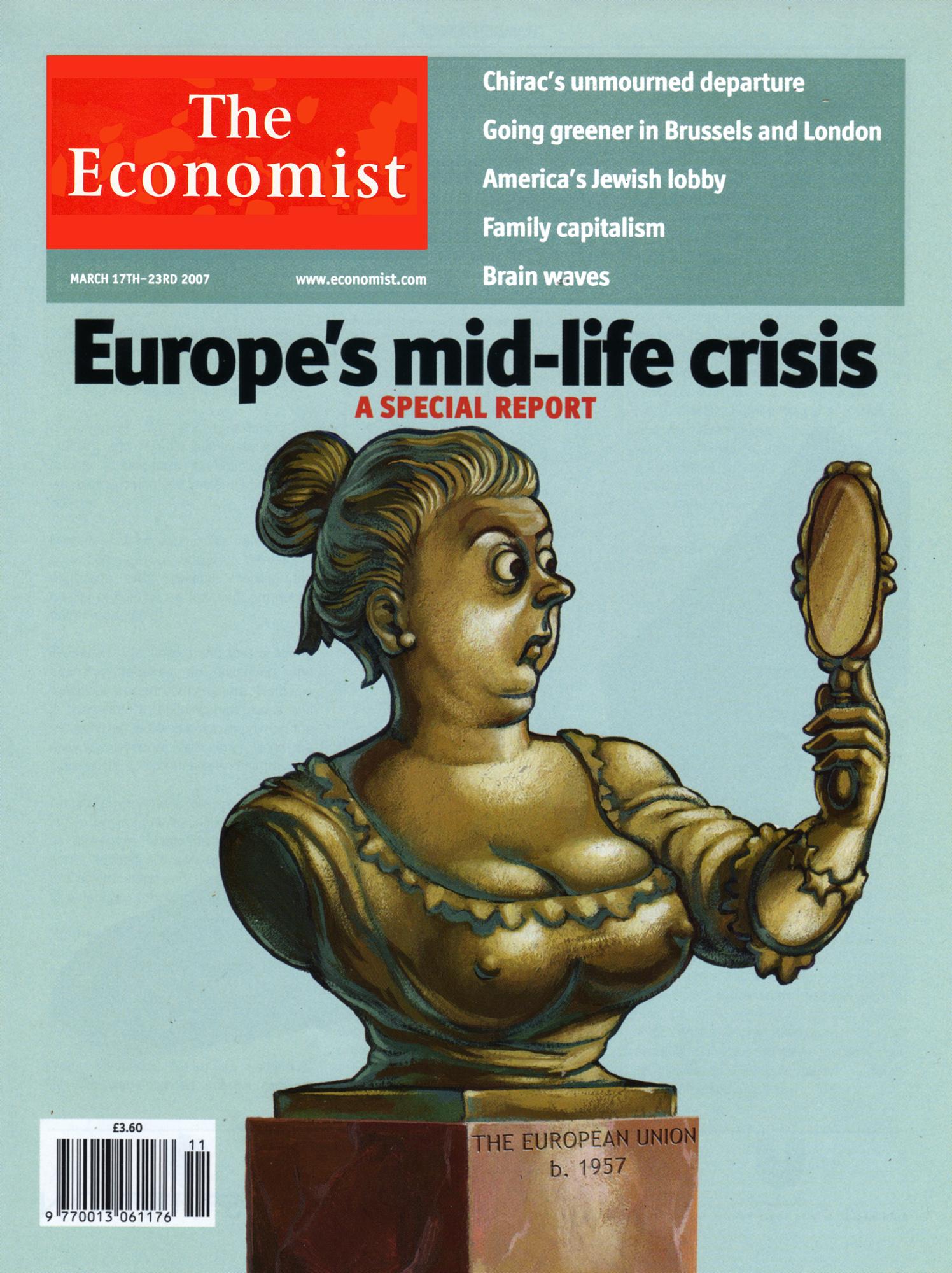 Europe's Mid-Life Crisis / The Economist