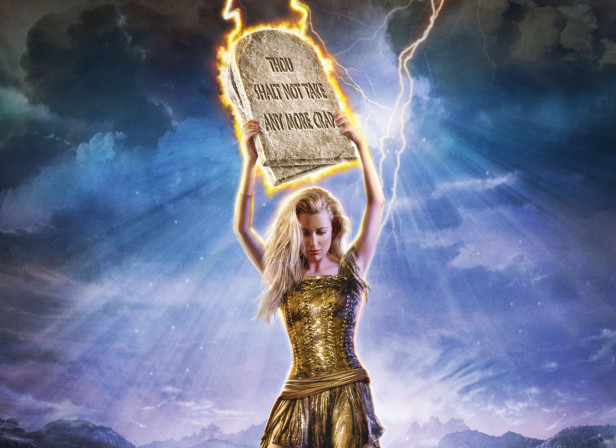 The Commandments / Glamour UK