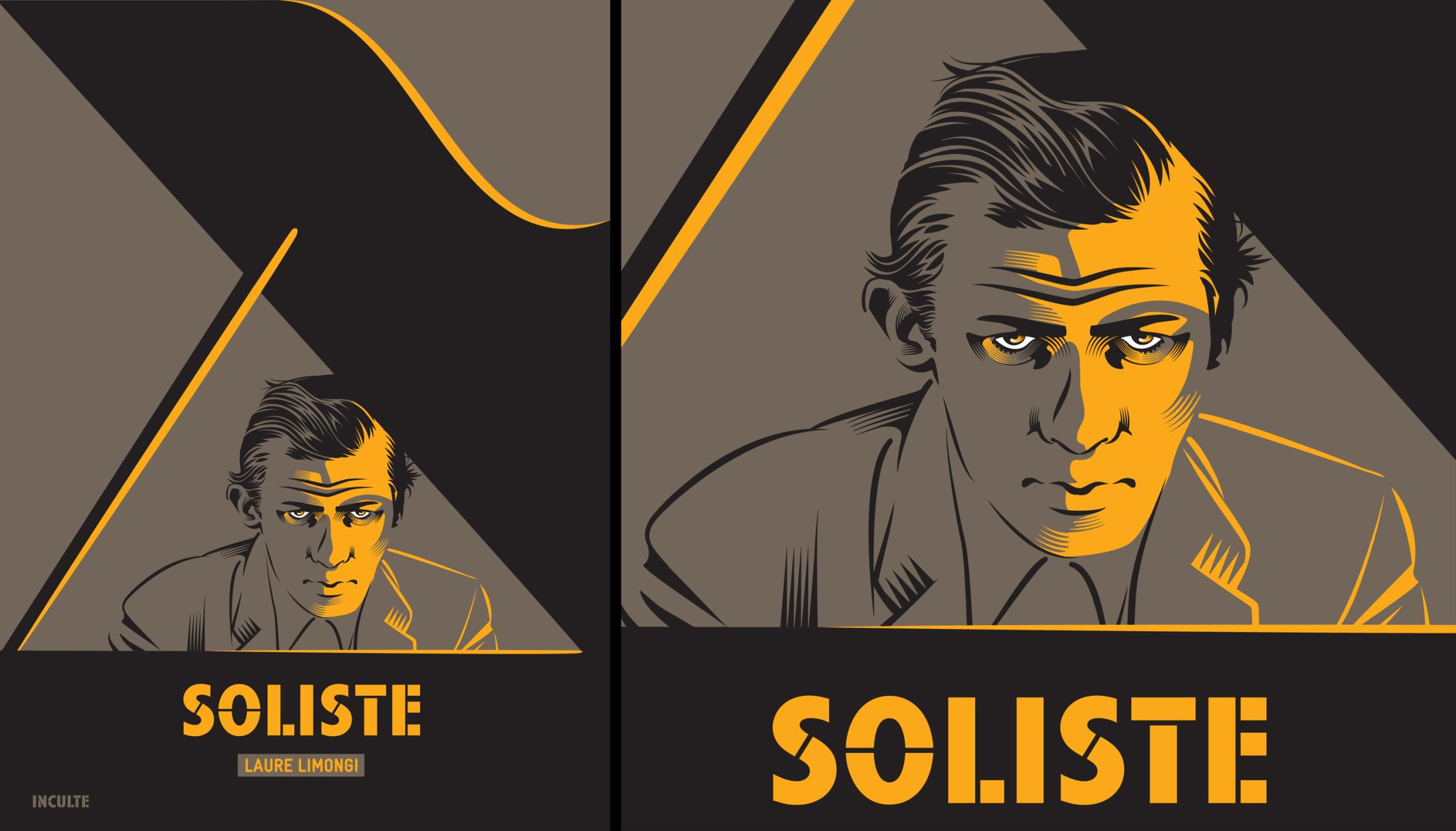 Soliste Book Cover