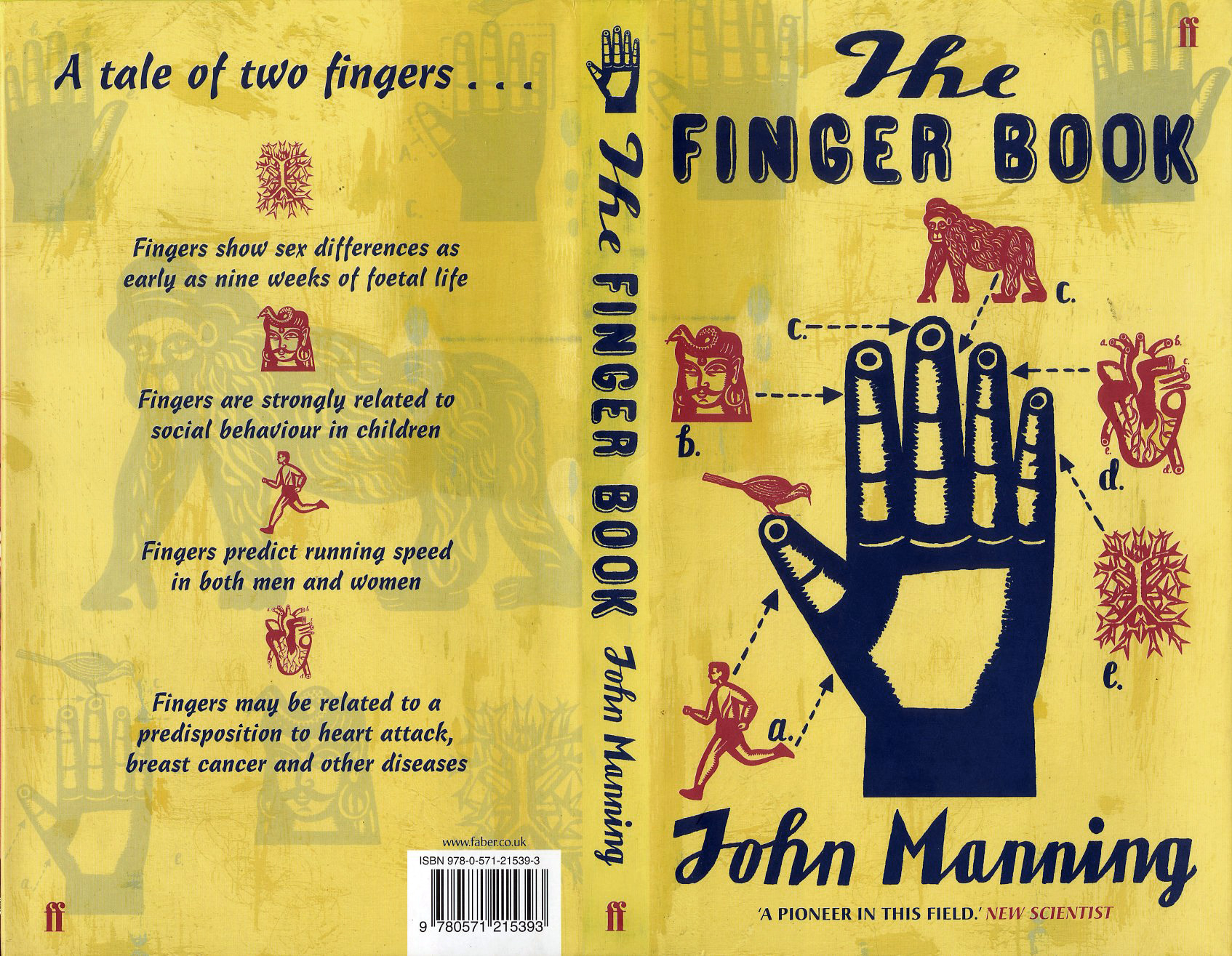 John Manning The Finger Book