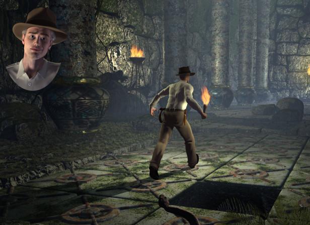 Indiana Jones Computer Game