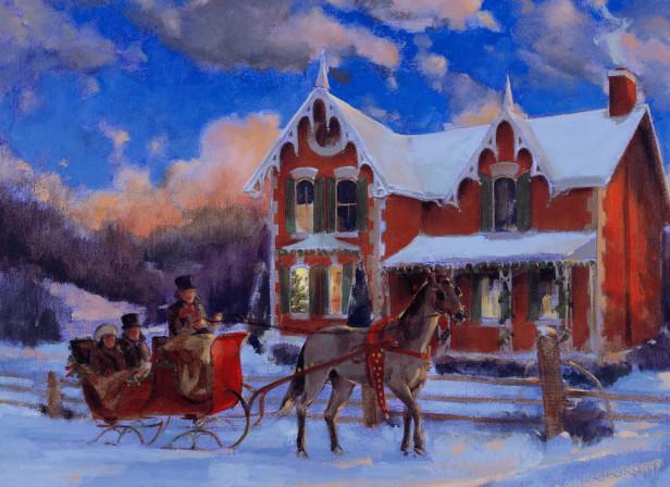 Christmas Sleigh
