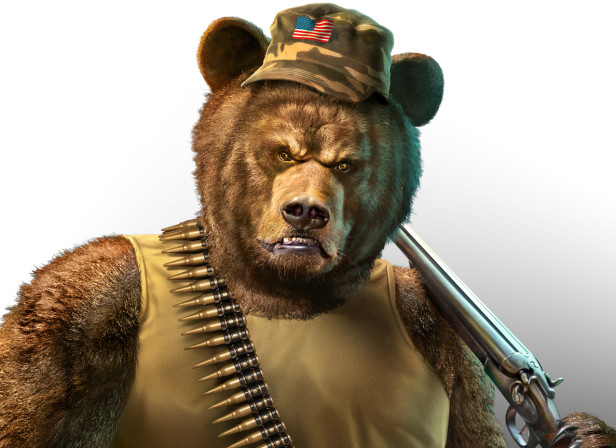 Armed Bear
