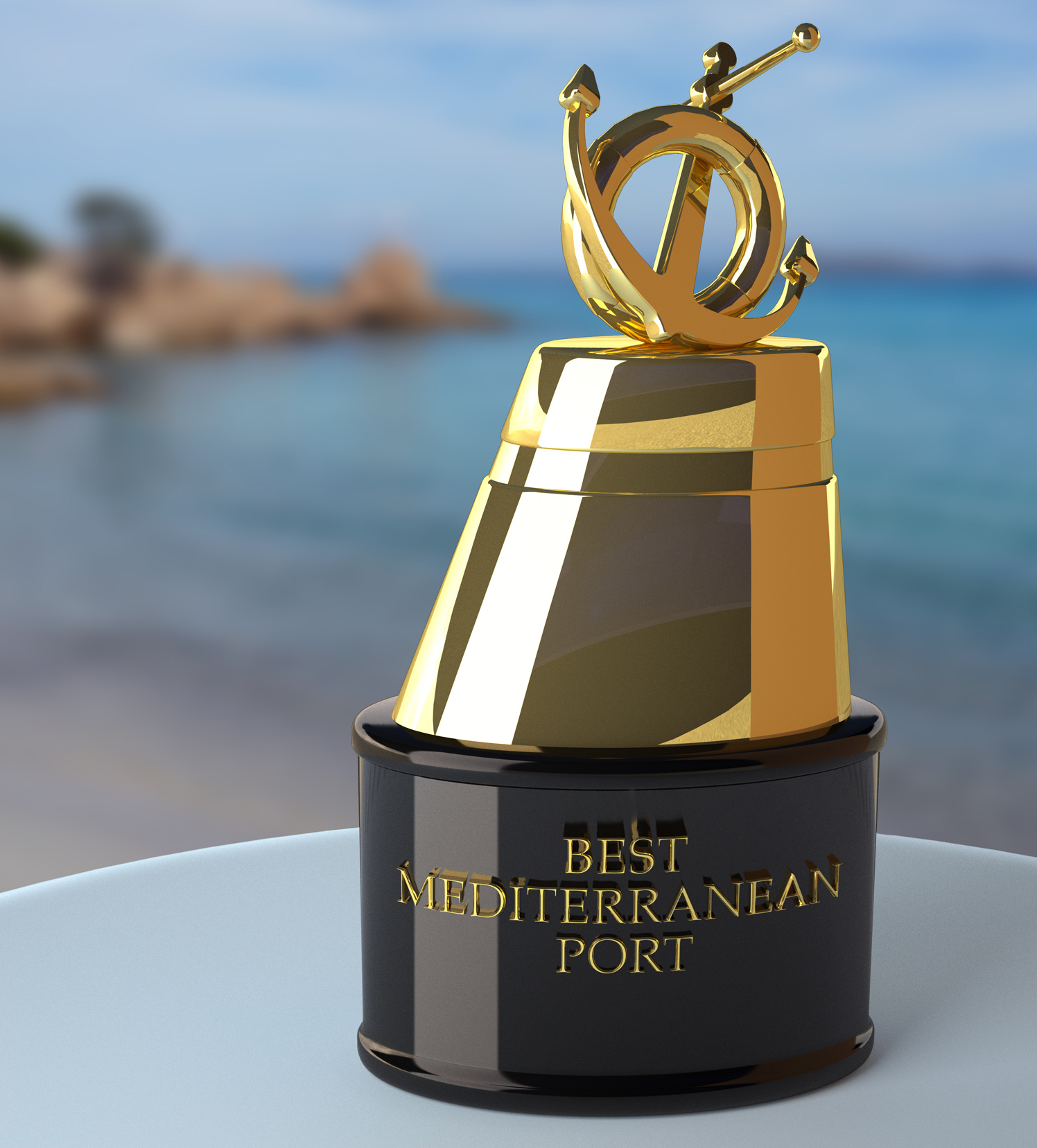 Best Mediterranean Port Award