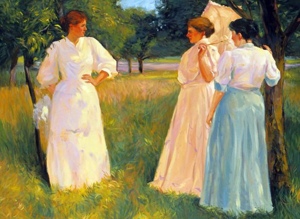 Women In The Field (Miller)