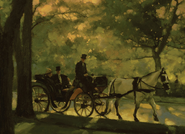 Carriage Central Park CD Sony Classics