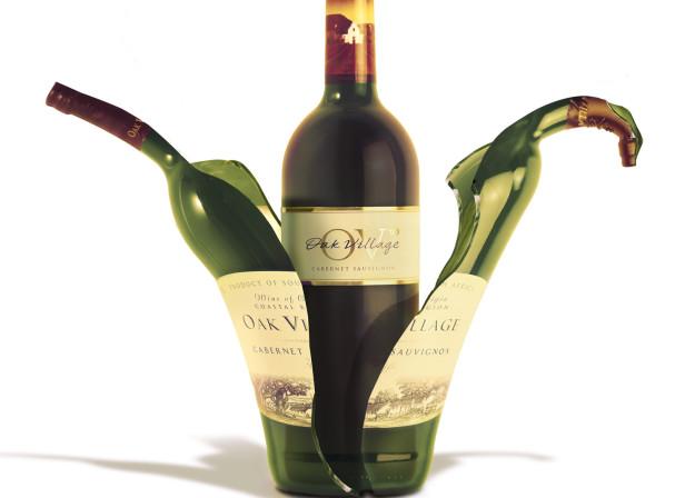 New Label Campaign / Oak Village Winery
