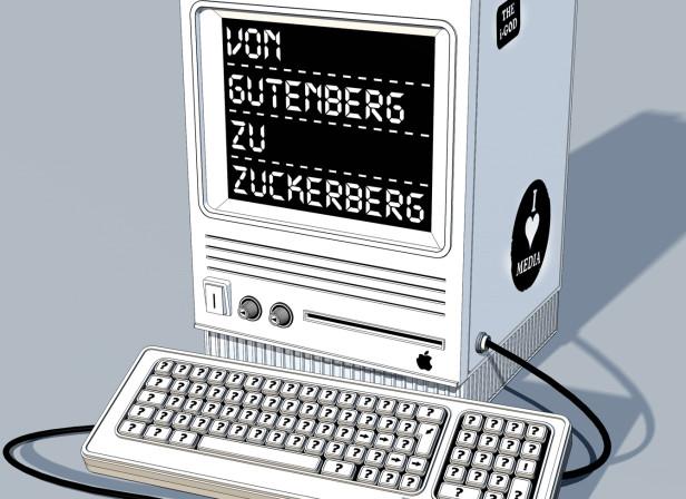 Von Gutenberg Zu Zuckerberg