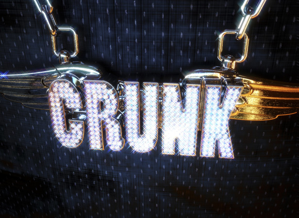 Crunk Bling CD Cover EMI