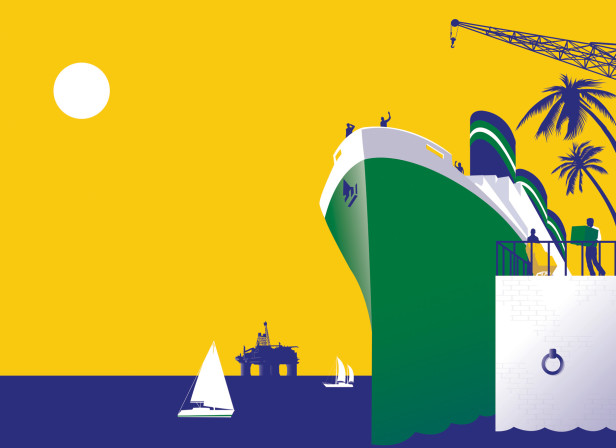 Brazilian Dock