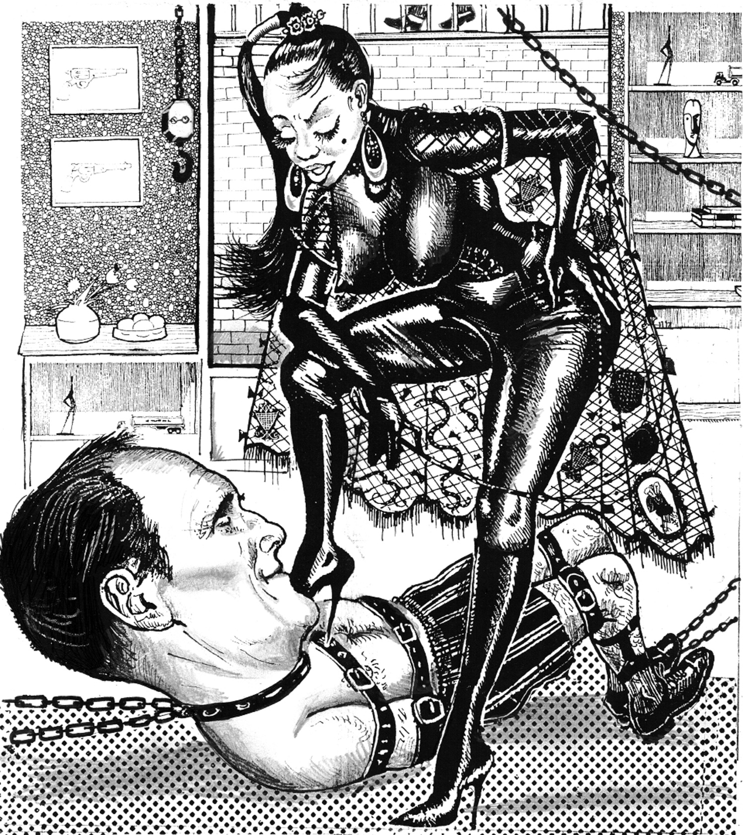 AAGill Dominatrix