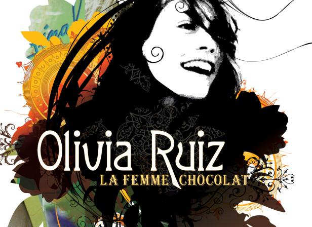 Olivia Ruiz CD Cover