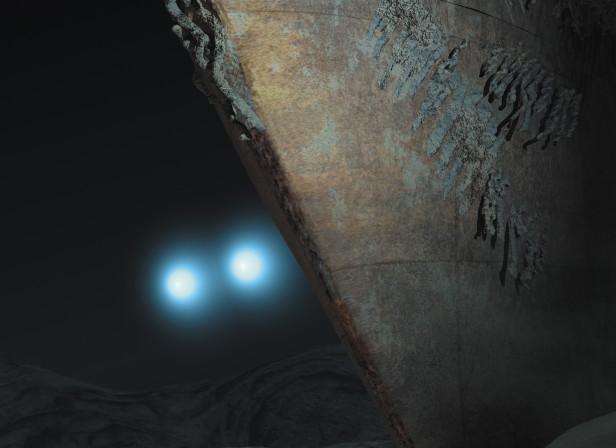 Titanic Ship Wreck Kingfisher