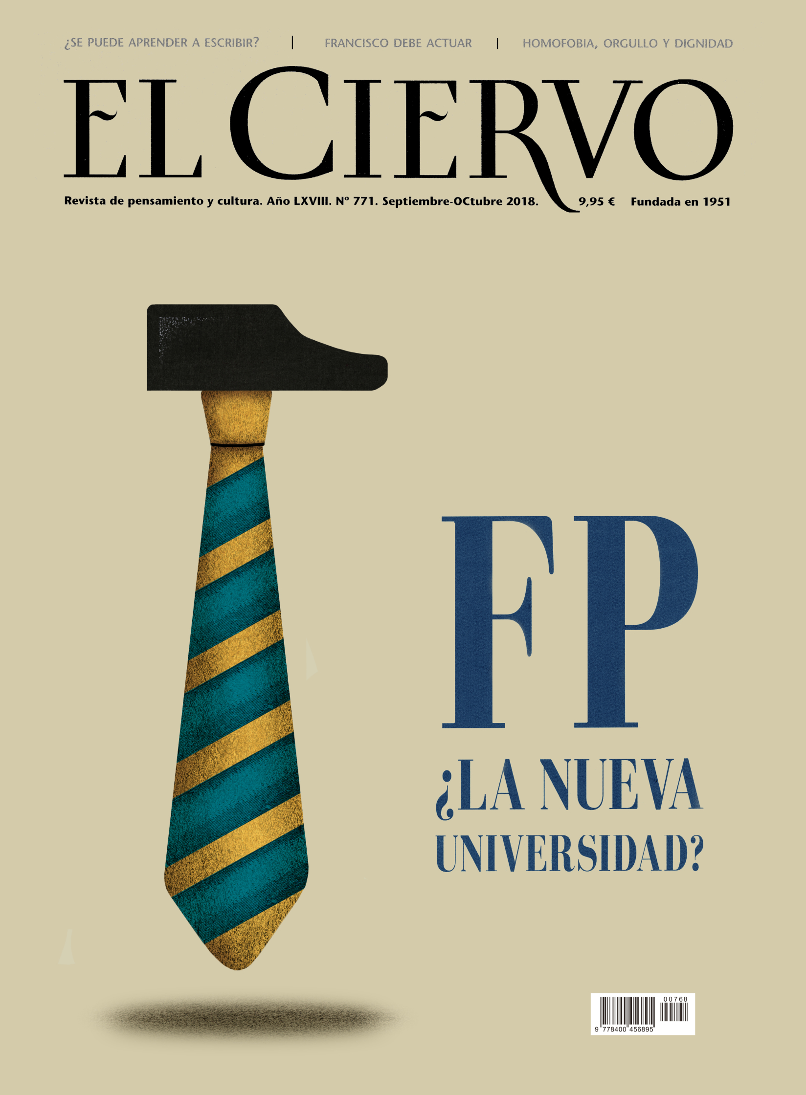 Cover for El Ciervo Magazine 2.jpg