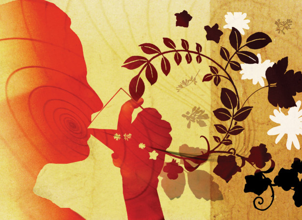 Drinking Herbs / Candis Magazine