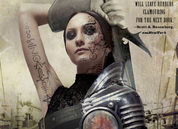Executioner's Heart Steampunk Cover George Mann Tor