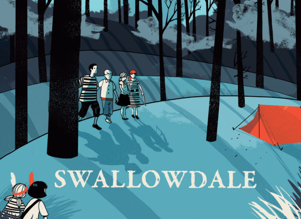 Arthur Ransome - Swallowdale Cover