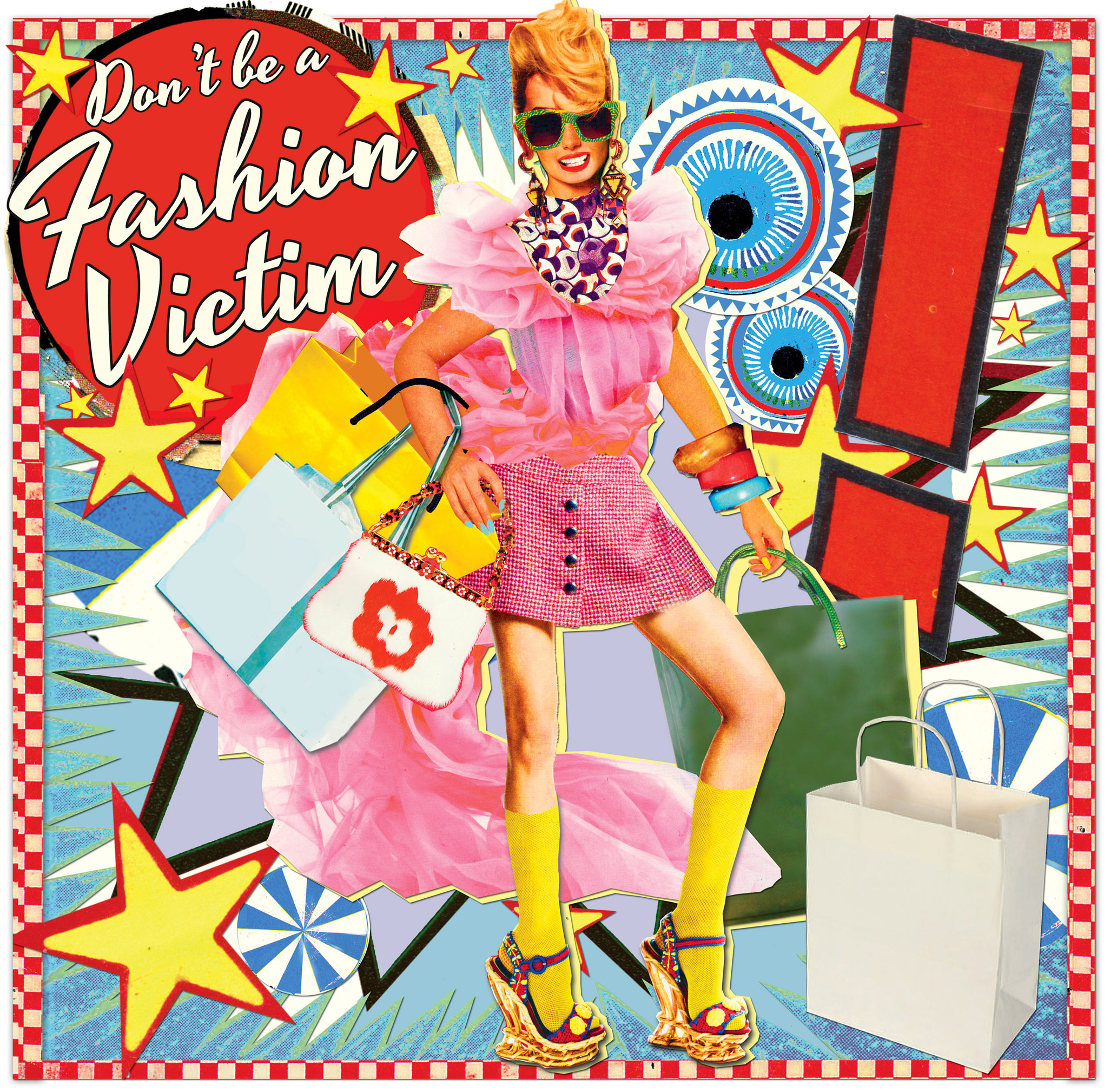 Wall Street Journal / Fashion Victim