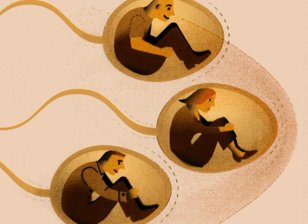 Fertility And Sperm / Radio Times