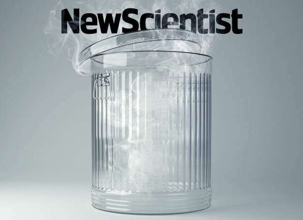New Scientist Trash