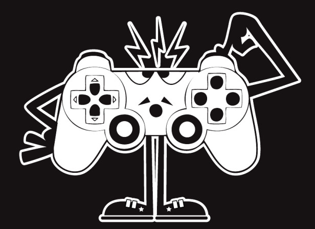 Videogame Sticker Design Pearson Educational Tools