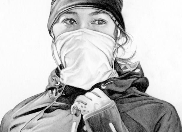 Cath Riley Realism Pencil Hand Drawn Artists Debut Art