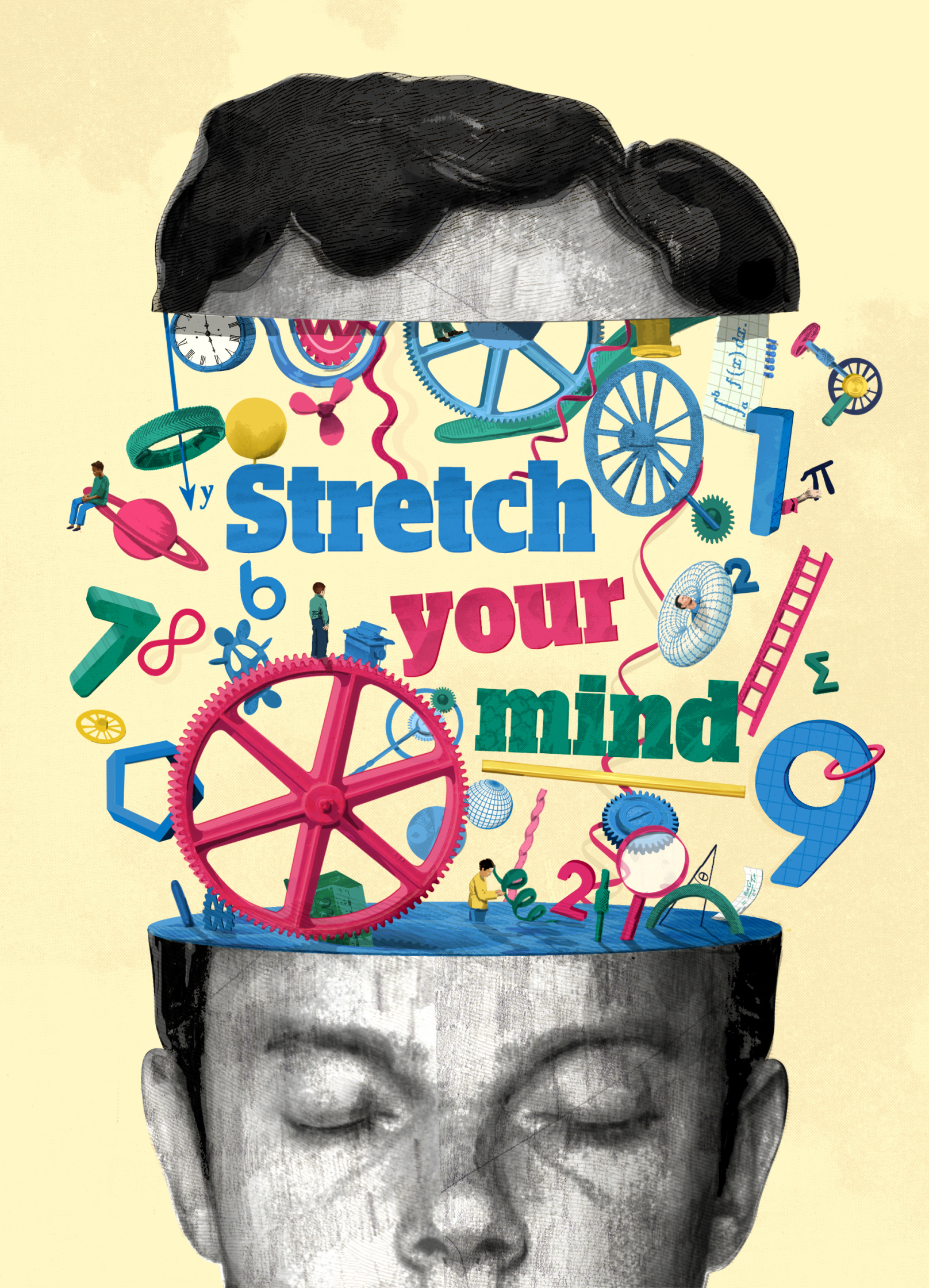 Stretch Your Mind / The Guardian