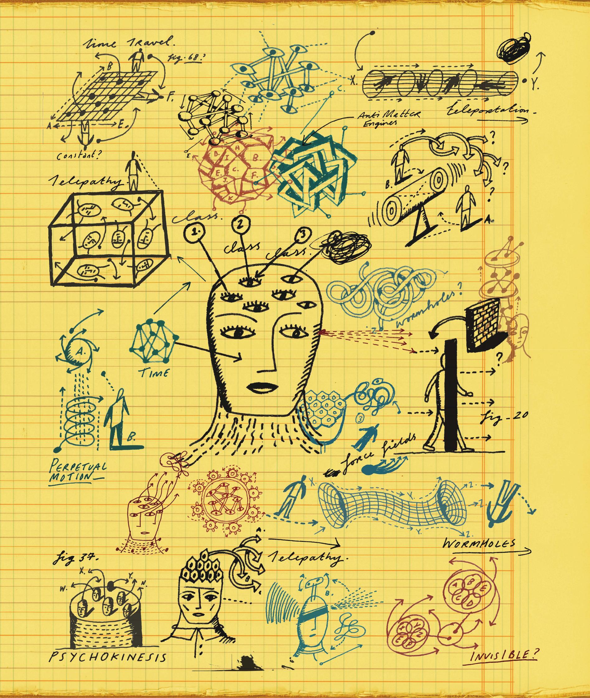 New Scientist Brainstorming