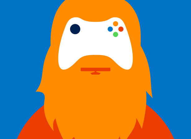 Bearded Xbox Dude