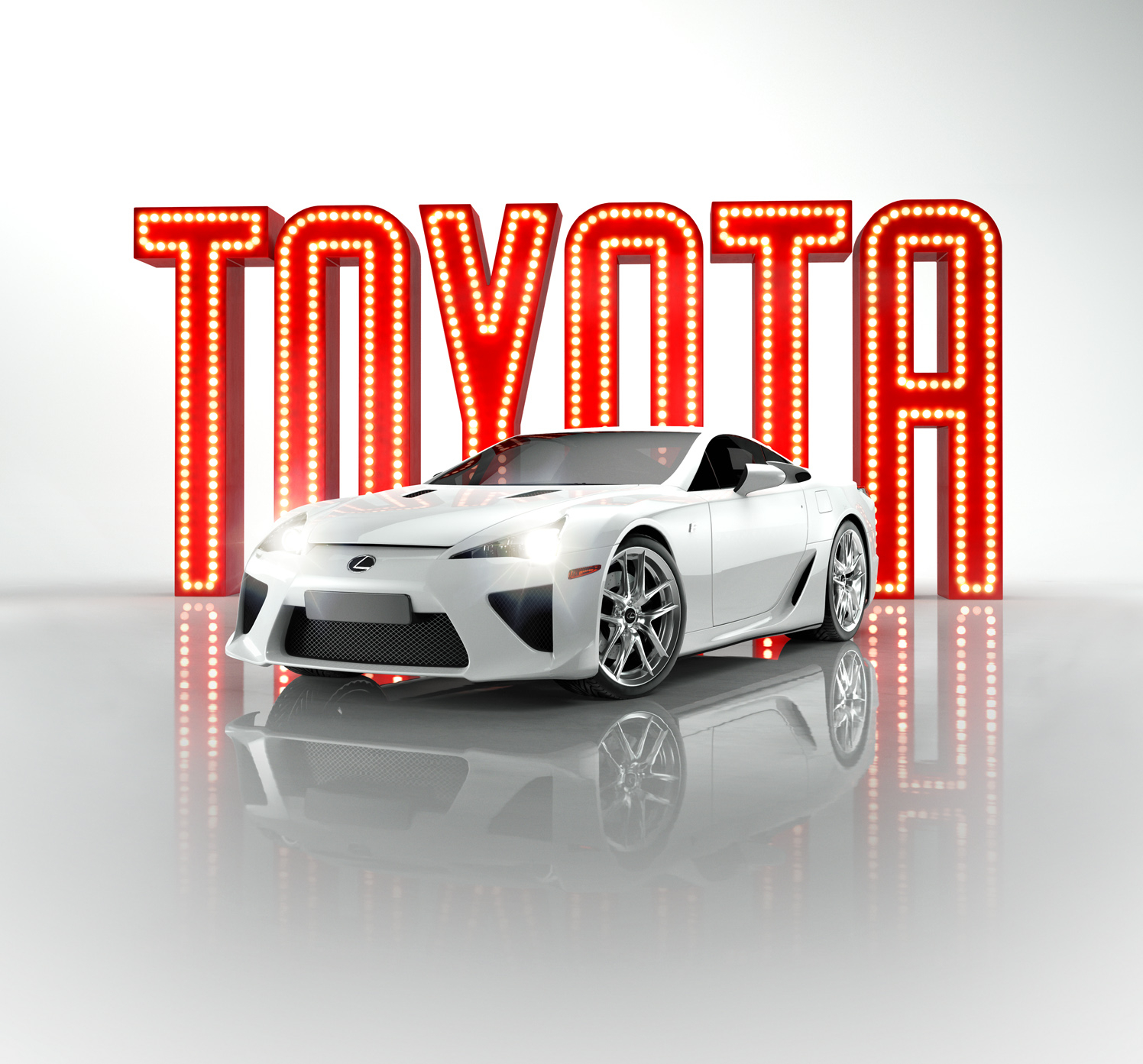 Toyota / Fortune Magazine