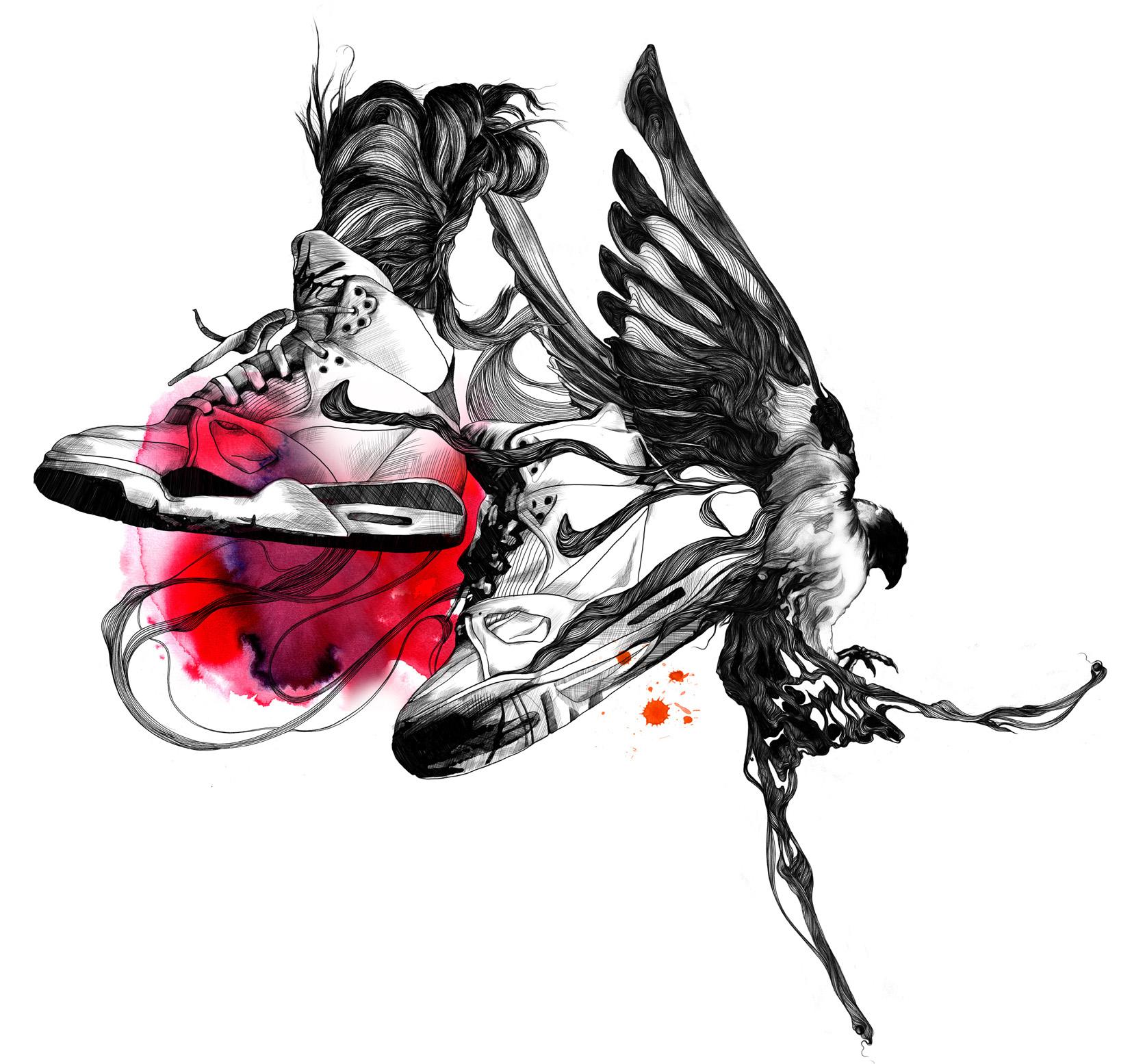 Nike Bird