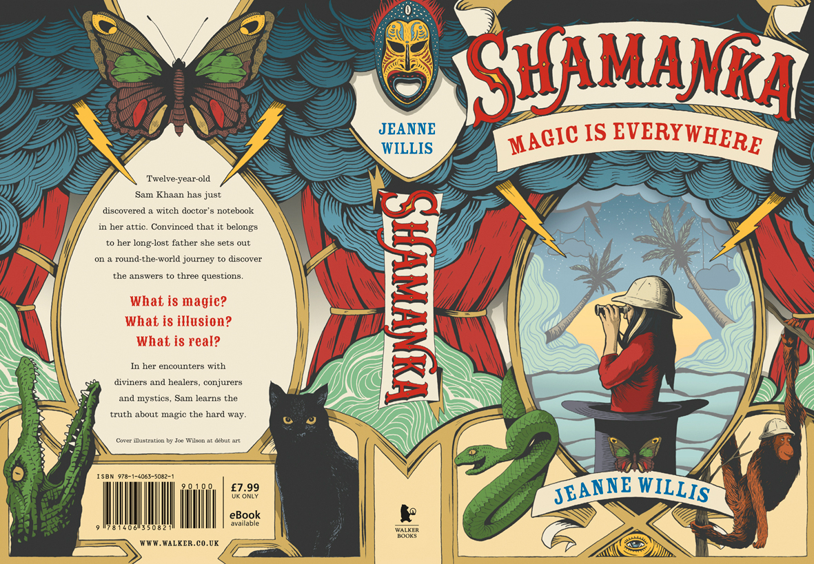 Shamanka Book Cover