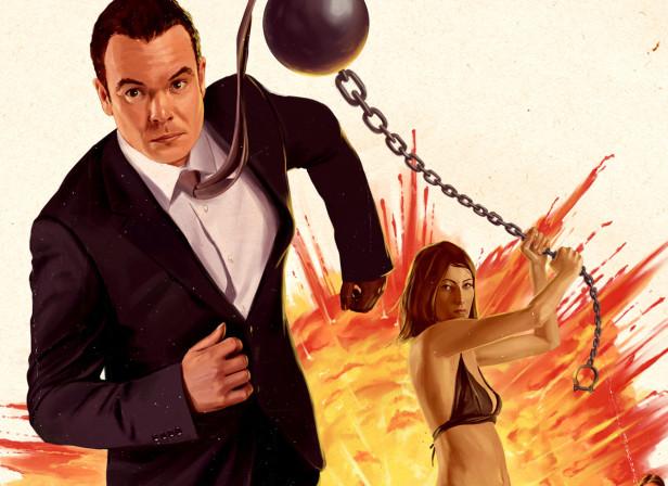 Bond / GQ Australia