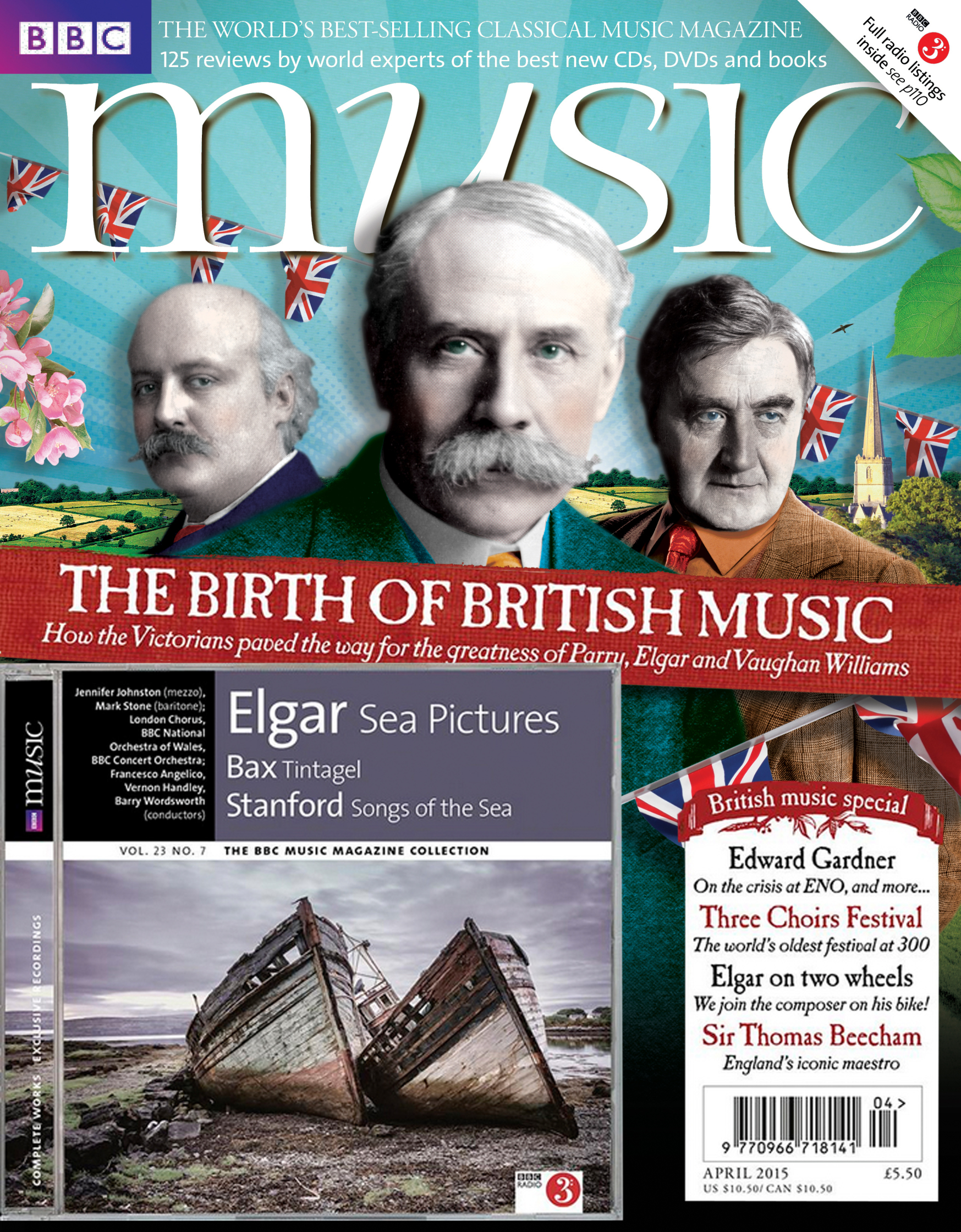 The Birth Of British Music BBC