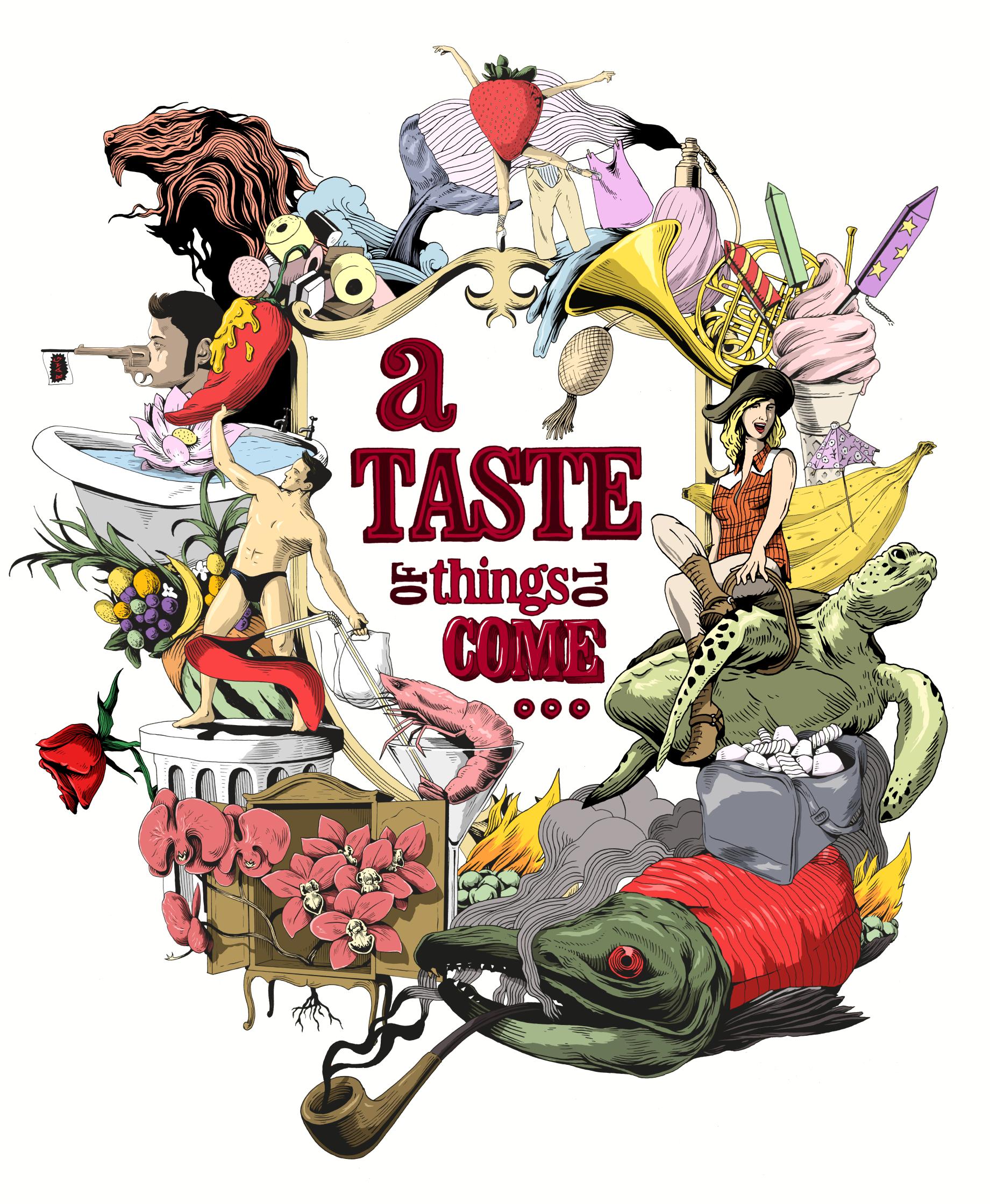 A Taste of Things