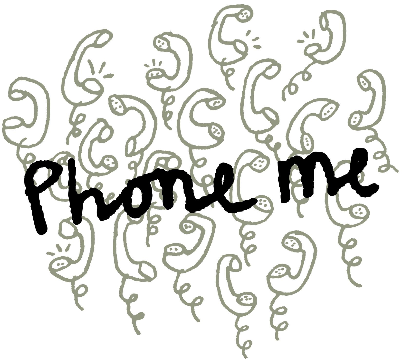 Editorial Phone Me