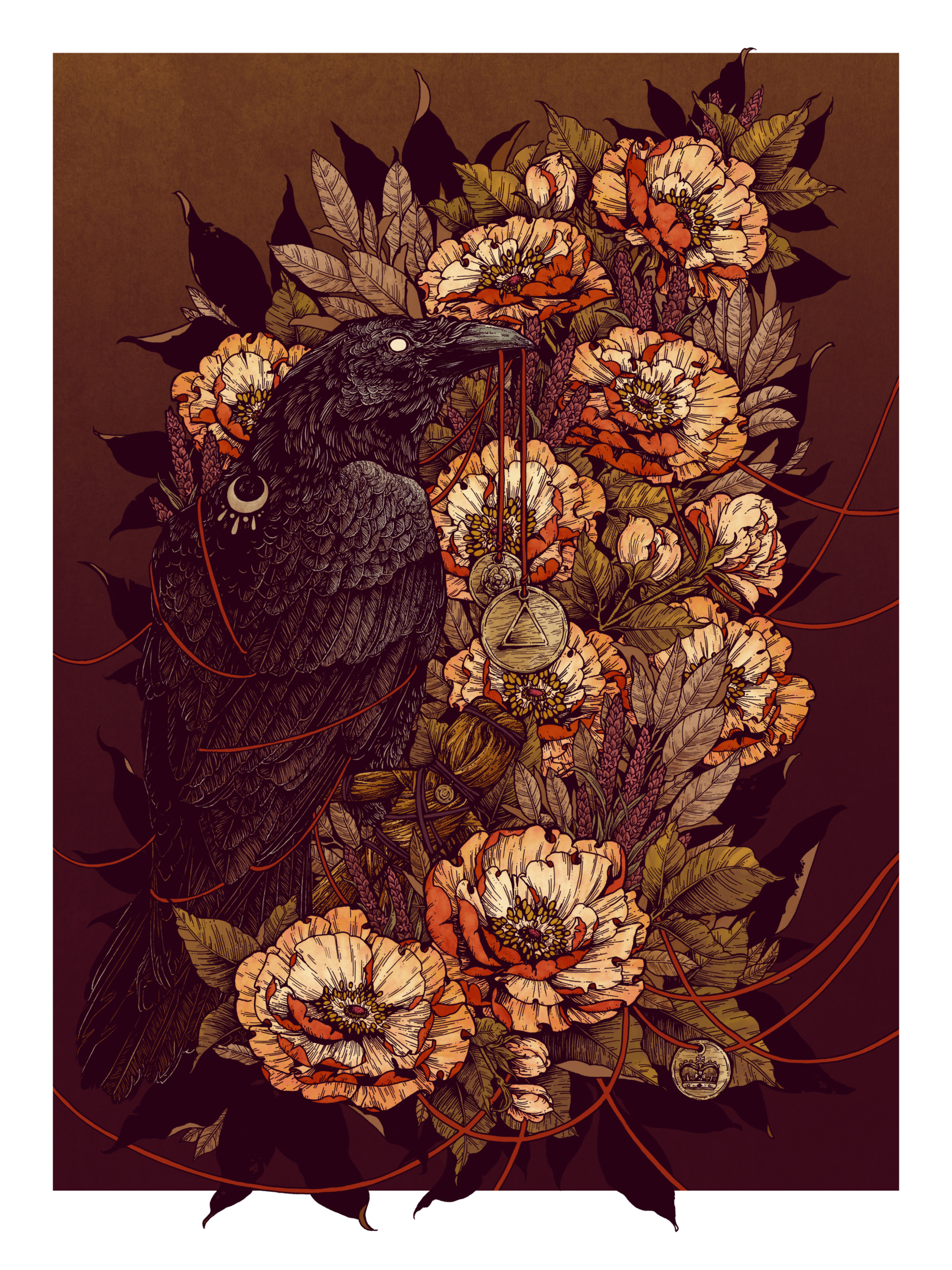 Chicken House_ Witchborn By Nicolas Bowling_ Art Print Version_ Erica Williams.jpg