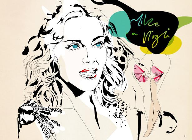 Madonna / Tetu Magazine
