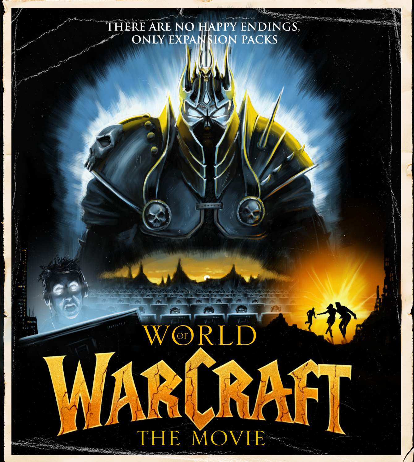 World of Warcraft / Wired