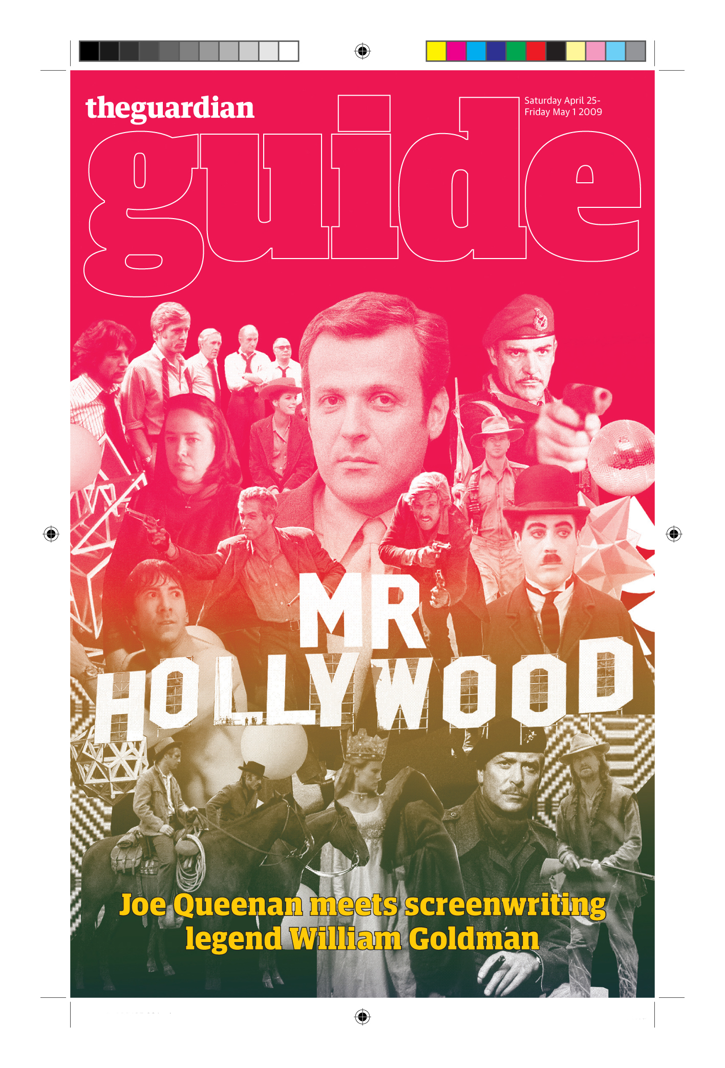 Guardian Guide Mr Hollywood