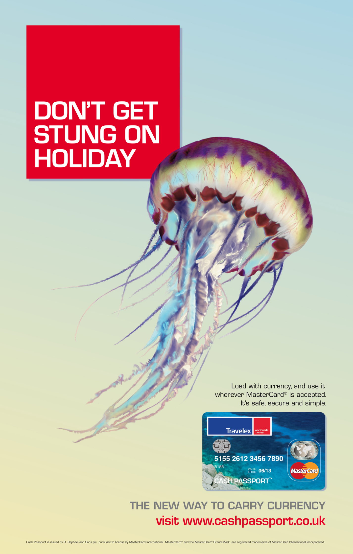 Travelex Jellyfish
