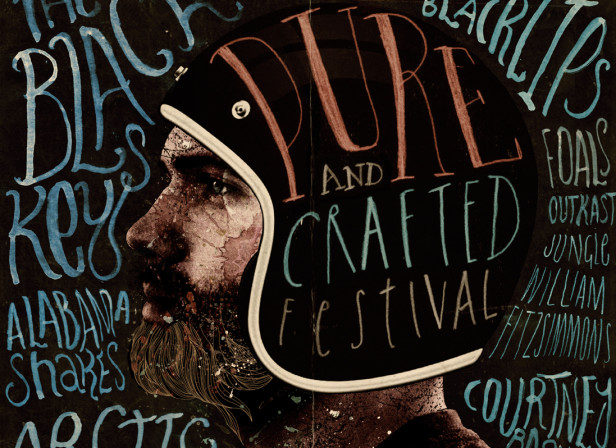 Pure & Crafted Festival Pitch