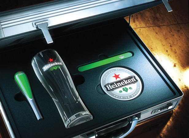 Heineken First Orders Magazine