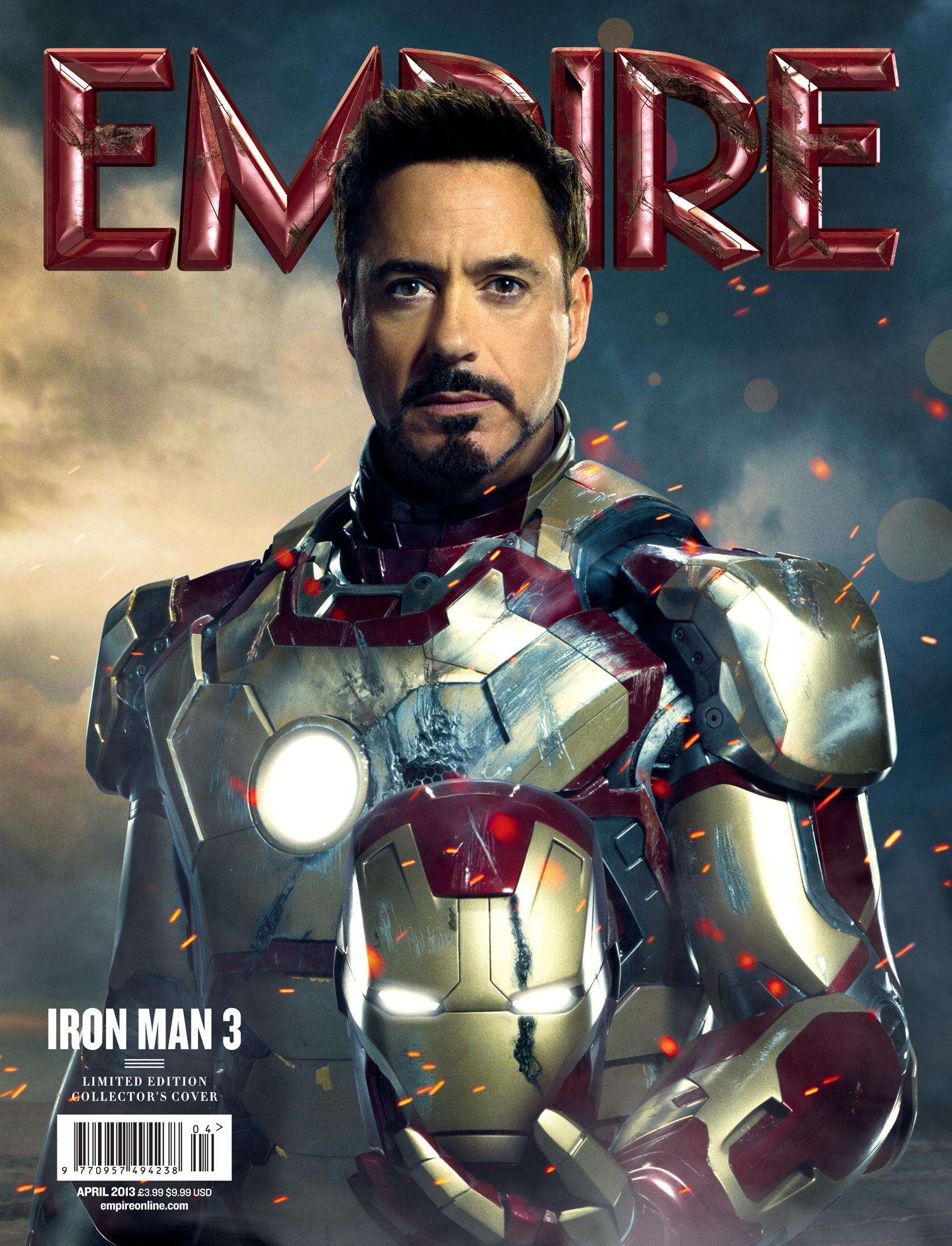 Iron Man 3 / Empire Magazine