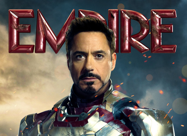 Iron Man 3 / Empire Magazine