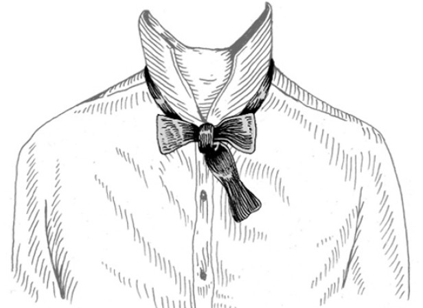 How To Tie A Bowtie