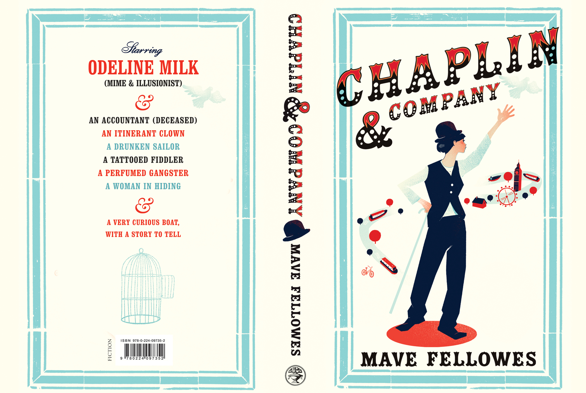 Mave Fellowes - Chaplin & Company Book Cover
